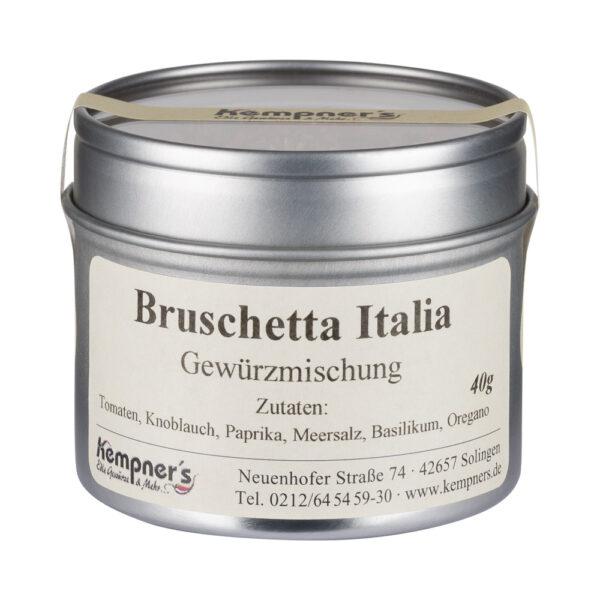 Gewürz Bruschetta Italia
