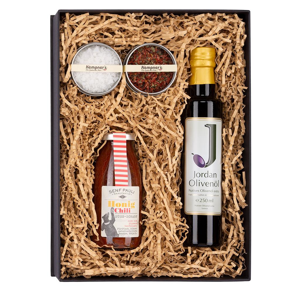 Geschenkbox Mediterran