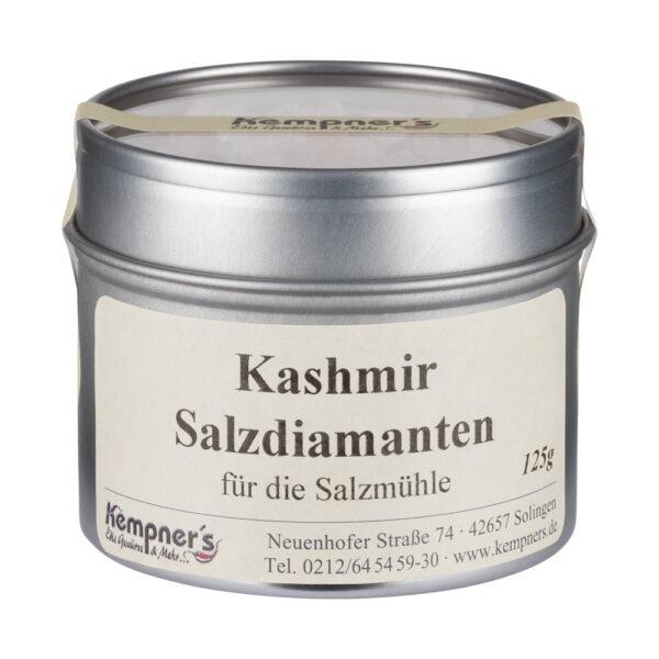 Gewürz Kashmir Salzdiamanten