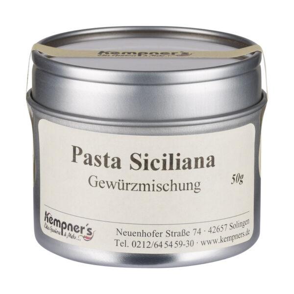Gewürz Pasta Siciliana