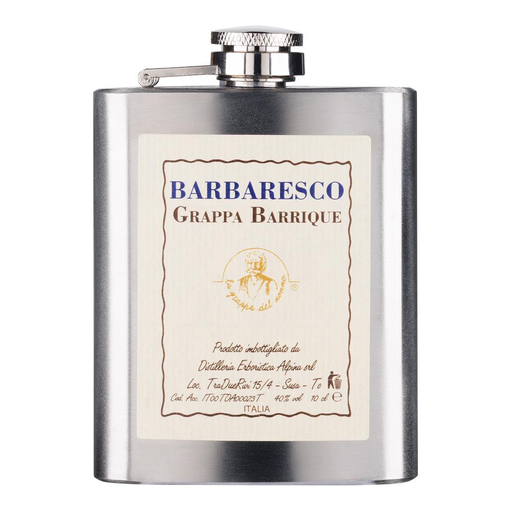 Grappa Barbaresco Barrique